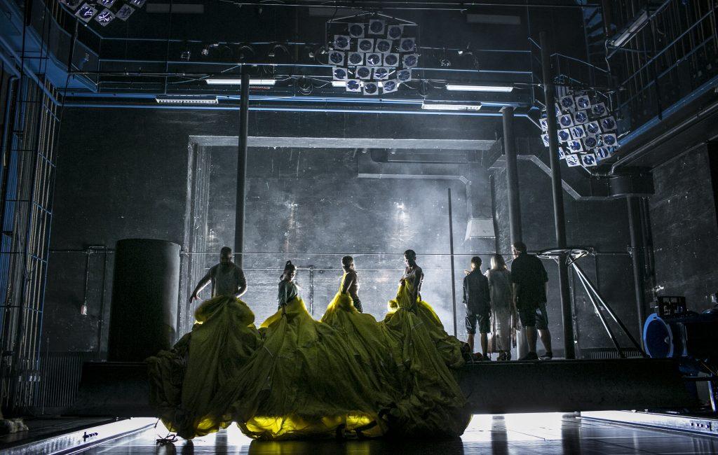 Under, Cirkus Cirkör och Västmanlands Teater [2017]